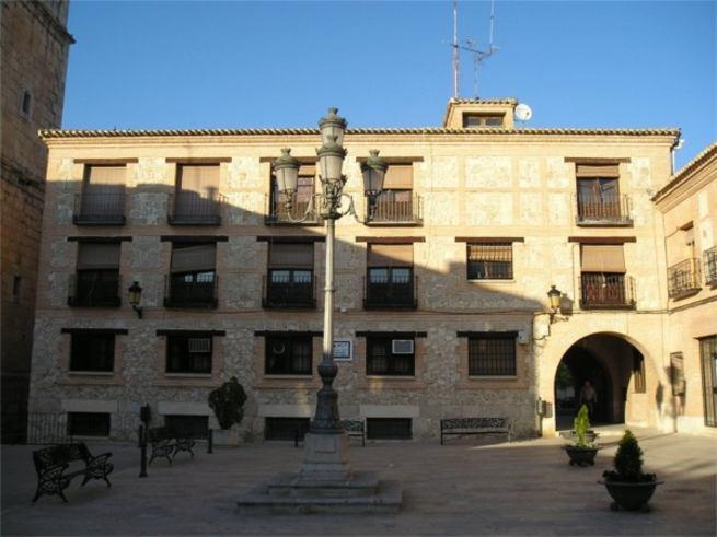 imagen de En marcha las ligas locales de pádel, tenis y frontenis de Corral de Almaguer