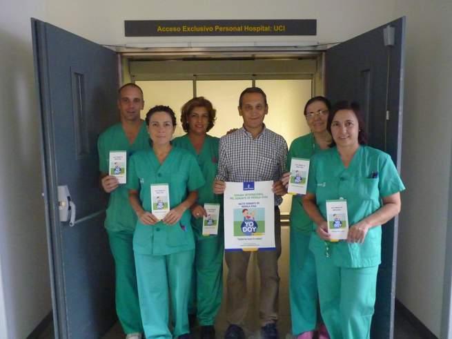 imagen de Los hospitales de la provincia de Ciudad Real aumentan un 16,1% las donaciones de médula ósea con 173 nuevos donantes