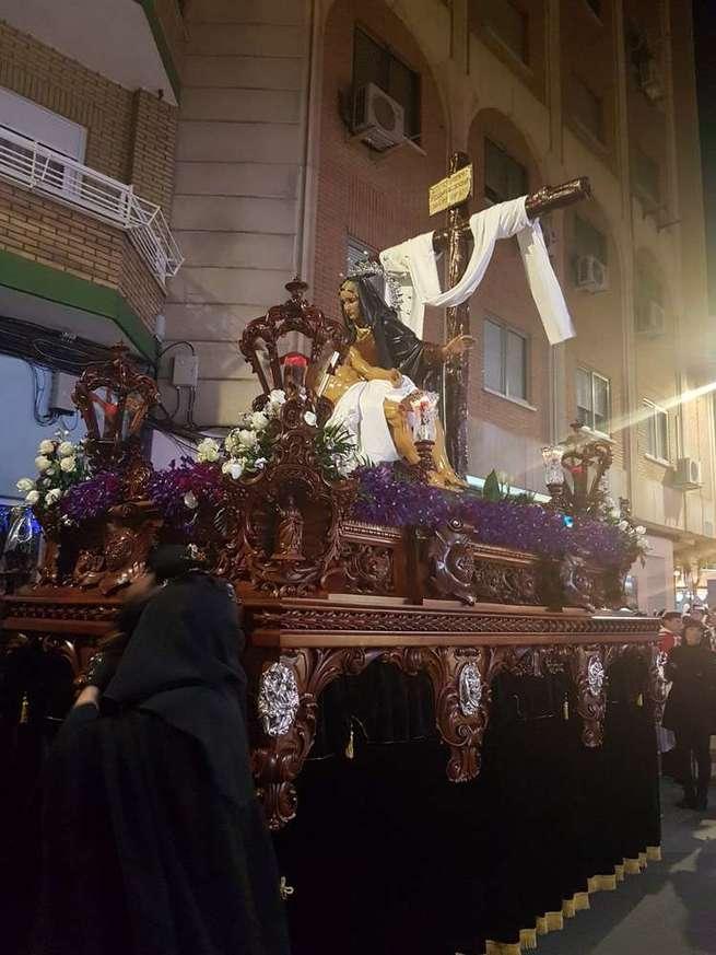 La Hermandad de las Angustias de Ciudad Real vivirá este año la Semana Santa de una manera especial