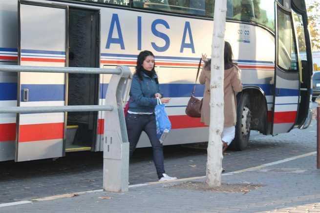 Castilla-La Mancha registra el mayor aumento en el número de viajeros de autobús en mayo
