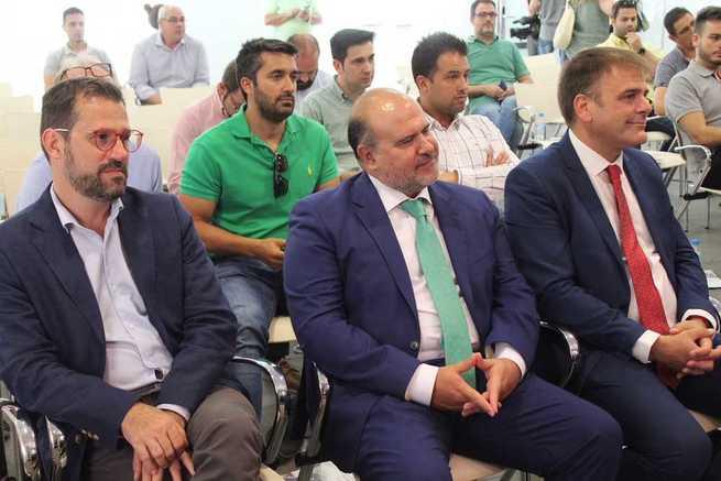 Alcázar acoge la primera asamblea de AOTEL que contribuirá en el reto de dar cobertura de telecomunicación a todos los rincones de la región