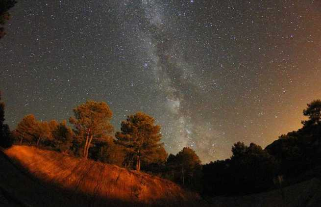 Mañana se celebra en el Valle de Alcudia una nueva observación nocturna incluida en el 'Verano Astronómico' de Castilla-La Mancha