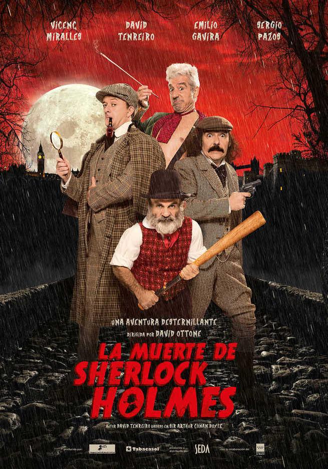 """""""La Muerte de Sherlock Holmes"""" llega a Valdepeñas con motivo de las Fiestas de la Vendimia y el Vino"""