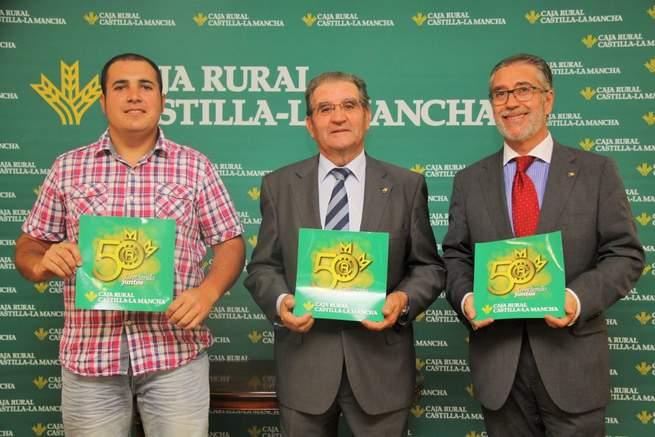 Imagen: Caja Rural Castilla-La Mancha renueva su convenio con la Asociación de Taxistas de Talavera