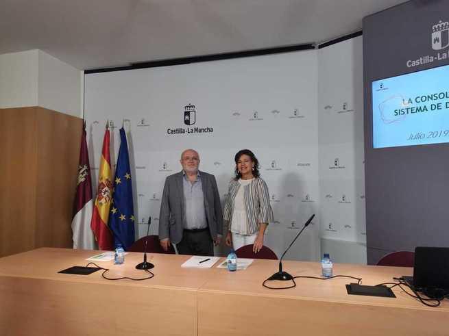 El Gobierno de Castilla-La Mancha consolida la tendencia positiva de su Sistema de Dependencia