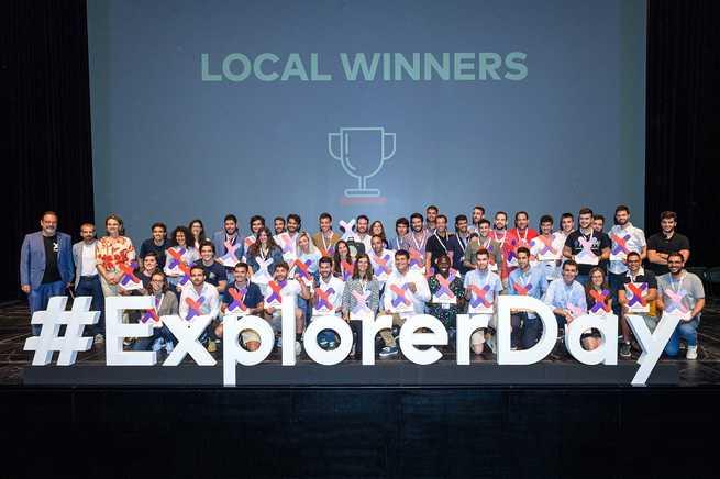 El equipo Zefrict de la UCLM se ha proclamado ganador del XI Explorer Day 2019