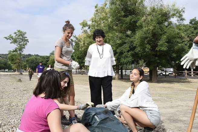 Un total de 251 voluntarios de C-LM, de otras CCAA y de otros países participan este verano en el programa Verano Joven
