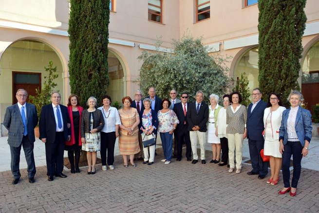 El Programa Universitario de Mayores 'José Saramago' cierra el curso en Ciudad Real con 20 nuevos graduados
