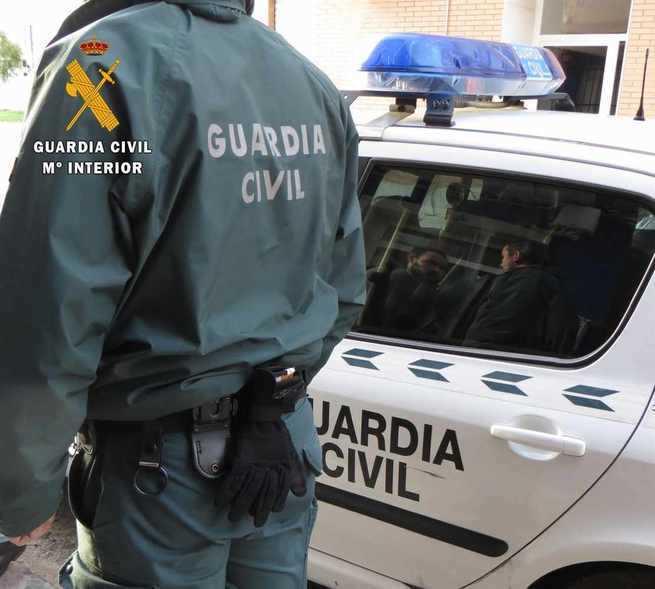 La Guardia Civil localiza a un senderista que se había extraviado en La Iglesuela