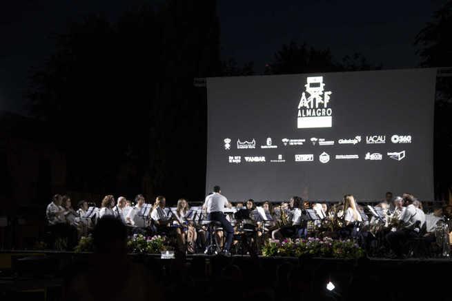 Inaugurada la II Edición del Festival InternacionaInaugurada la II Edición del Festival Internacional de Cine de Almagrol de Cine de Almagro