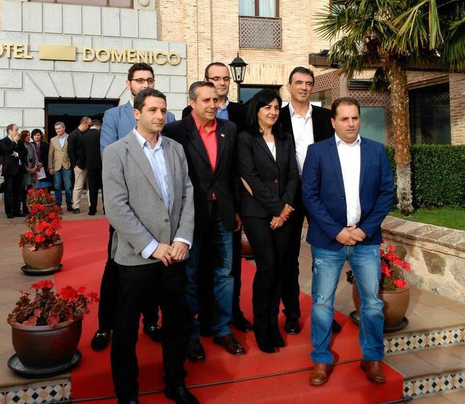 Imagen: Constituido el Comité Territorial de Ciudadanos (C's) en Castilla la Mancha