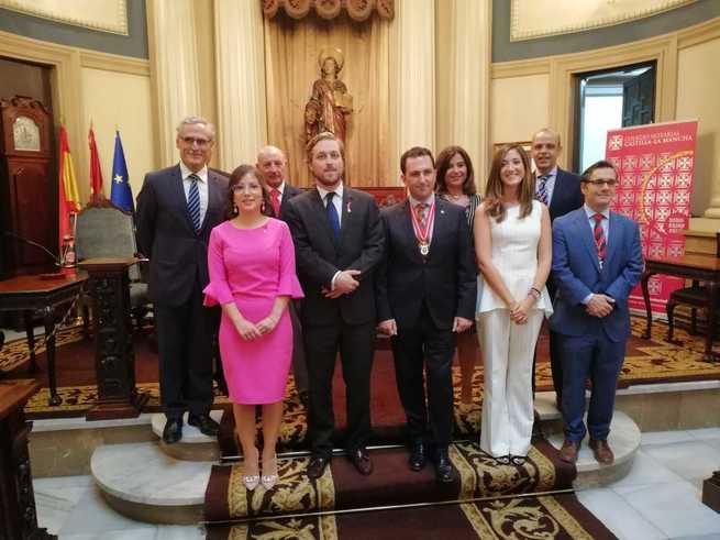 Tres nuevos notarios para Castilla-La Mancha