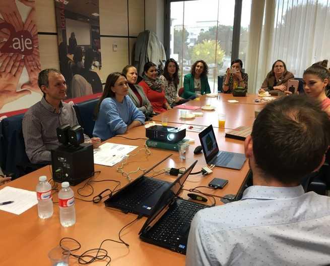 AJE Ciudad Real impulsa el deporte en las empresas y la participación de mujeres
