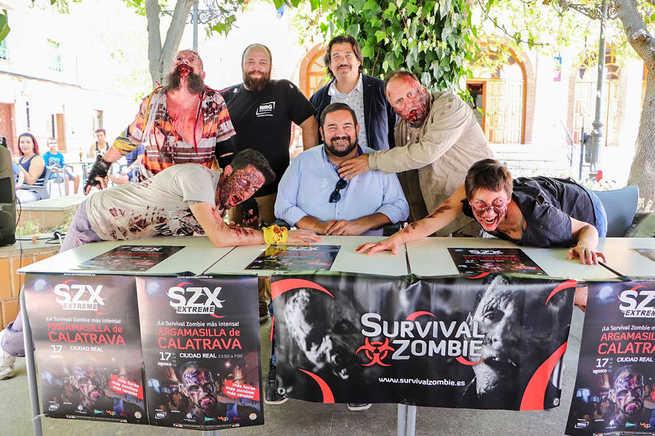 La Survival Zombie de Argamasilla pasa de 6 a 8 horas