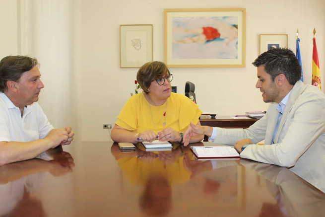 El proyecto de un nuevo auditorio municipal en Campo de Criptana será apoyado por el Gobierno regional