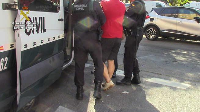 Desarticulado un grupo criminal con la detención de sus 11 integrantes