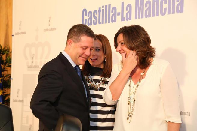 Imagen: El presidente avanza que Castilla-La Mancha presentará su Plan Estratégico de Turismo en FITUR
