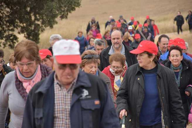 Más de 2.600 mayores han participado ya en el programa de Rutas Senderistas del Gobierno de Castilla-La Mancha