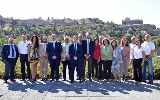 El Palacio de los Condes de Medina en Guadalajara aprobado para fines residenciales o empresariales