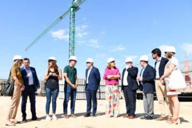El nuevo Plan de Infraestructuras Educativas 2019-2023 generará alrededor de 900 empleos en la provincia de Albacete