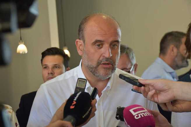 Martínez Guijarro urge a la formación de Gobierno en España para solucionar temas vitales como la financiación autonómica