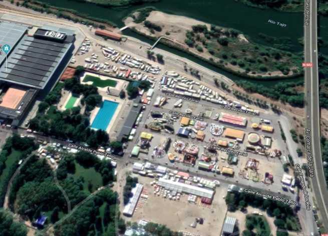 Varón de 80 años es encontrado incosciente en el vaso de una piscina en Talavera de la Reina