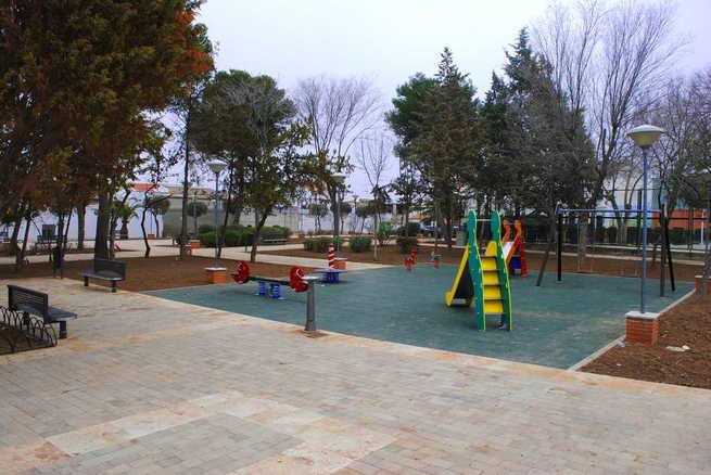 La remodelación de la Plaza de la Santa Paz de Valdepeñas se inaugura este viernes con la Agrupación Musical Maestro Ibáñez