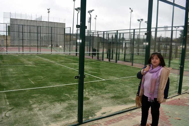 El Patronato Municipal de Deportes de Ciudad Real invierte 29.500 euros en la renovación de siete pistas de pádel