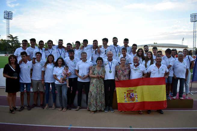 El Campeonato del Mundo sub25 de pesca cierra esta edición con el bronce de España