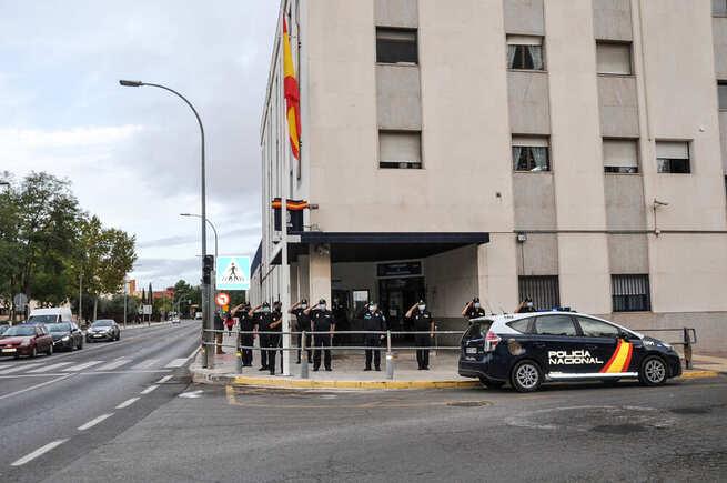 Detenidos los autores de ocho robos con violencia e intimidación y un hurto cometidos en Ciudad Real
