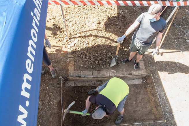 La Asociación para la recuperación de la memoria histórica reclama a la Diputación de Ciudad Real información acerca de las exhumaciones de fosas que ha llevado a cabo