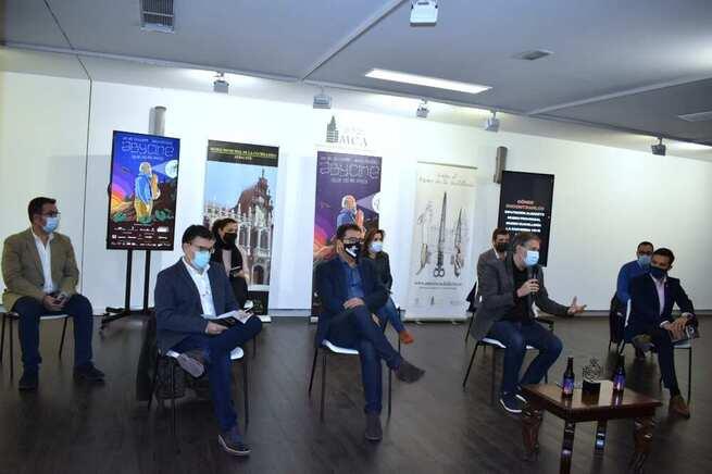 La Diputación de Albacete ofrecerá a jóvenes de la provincia encuentros con el director de cine de animación, Enrique Gato, de la mano de Abycine