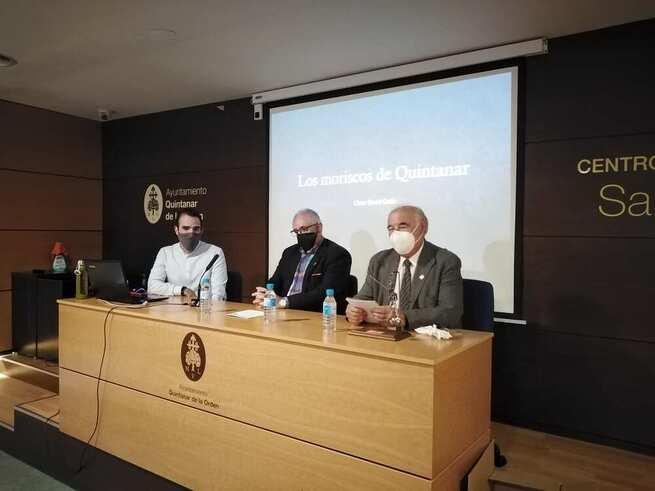 """""""Los Moriscos de Quintanar"""" centra la segunda conferencia de la XVII Semana Cultural"""