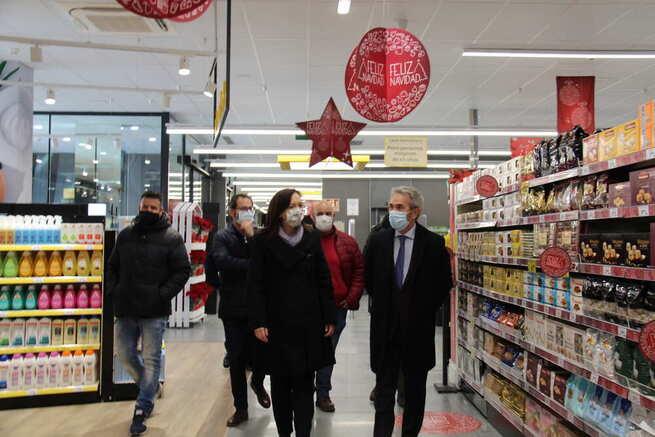 Ahorramás inaugura hoy supermercado en Alcázar de San Juan