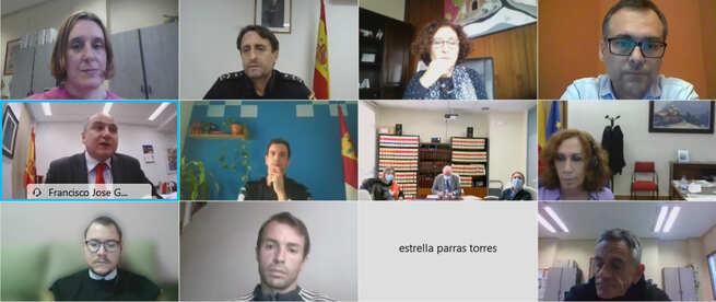Se reúne la Junta Local de seguridad en Miguelturra ante la elevada incidencia de contagios en la localidad