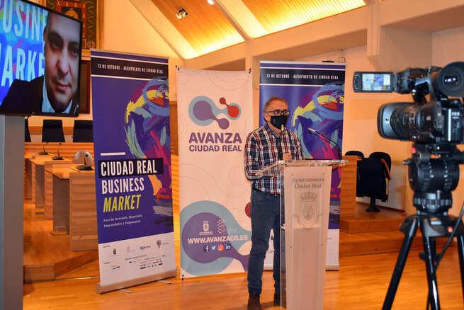 La segunda edición de Ciudad Real Business Market apuesta por la logística, la industria y la innovación