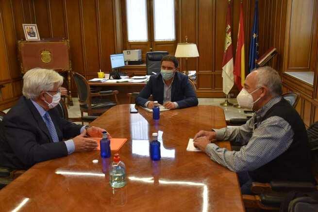 RECAMDER agradece a la Diputación de Cuenca su apoyo a los Grupos de Acción Local y al medio rural de la provincia