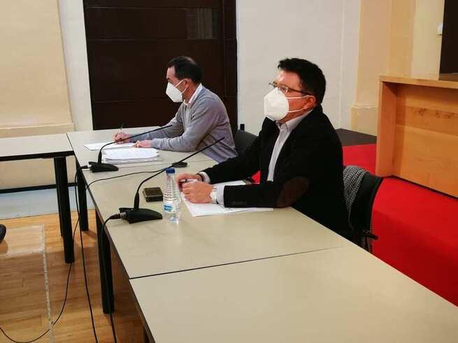 """El Gobierno local de Toledo constata en la comisión de Cultura la inversión realizada en esta área como """"piedra angular"""" para la reactivación"""