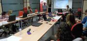 Clausurado en AJE Ciudad Real un nuevo curso de creación y gestión de empresas