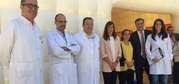 """María Gil visita la carpa """"El Farmacéutico que Necesitas"""" de la Sociedad Española de Farmacia Familia y Comunitaria (SEFAC)"""