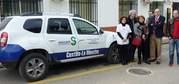 El Servicio de Salud de Castilla-La Mancha dota a la zona de salud de Solana del Pino del vehículo todoterreno idóneo para sus necesidades