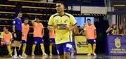 Fernando, nuevo jugador del FSD Puertollano.