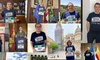 La provincia de Toledo se vuelca con la última Carrera Virtual Solidaria Fundación Eurocaja Rural