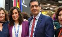 """Gema García Ríos da a conocer el destino turístico Calatrava Parque Cultural """"Donde empieza el juego"""" en FITUR 2020"""