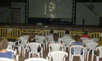 Inaugurado el cine de verano en Quintanar para los amantes del séptimo arte al aire libre