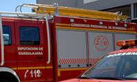 Tres personas afectadas por inhalación de humo tras un incendio en una vivienda de Cabanillas del Campo