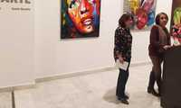 La exposición de Román y Montilla 'Por amor al arte', en La Confianza hasta el 28 de febrero