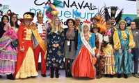 La alcaldesa de Miguelturra presentó la nueva marca del Carnaval en FITUR 2020