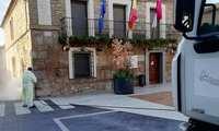 La Diputación de Toledo realiza 170 acciones de desinfección en más de 90 municipios de la provincia