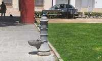 El ayuntamiento de Alcázar cierra todas las fuentes para beber agua y minimizar el riesgo de contagio de coronavirus